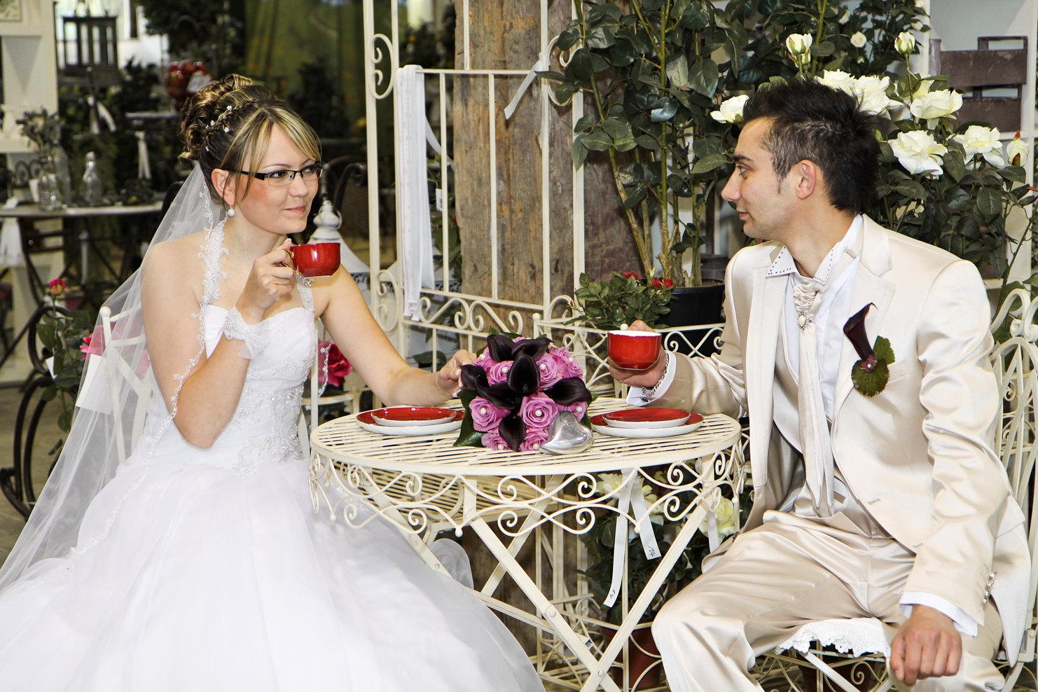 Hochzeitsreportage Lydia und Alex